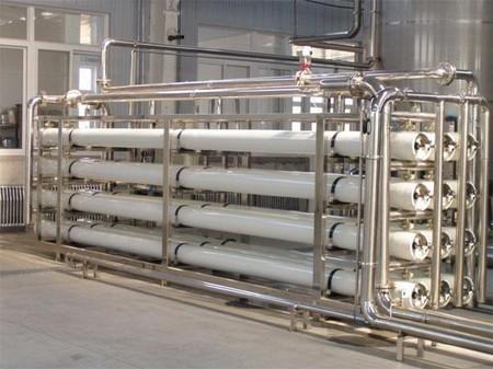 电子化工纯水设备成套